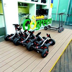 Emobility Singapore