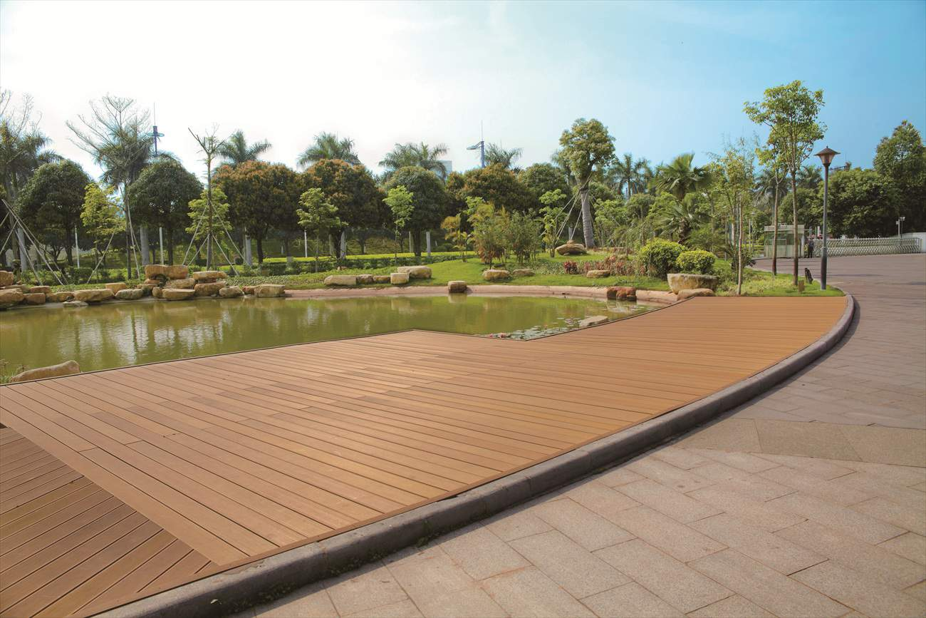 Decking of Chinalife, Nanhai Branch